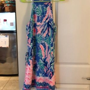 Lilly Pulitzer Romper!  Just like new.  Worn once